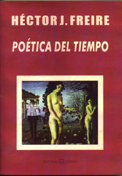 """Poética del tiempo"" (Grafiti, Montevideo, Uruguay,1997)"