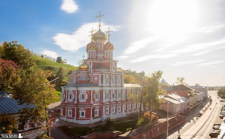 Nizhniy Novgorod church Russia