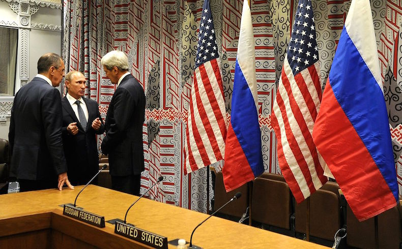 Putin Kerry
