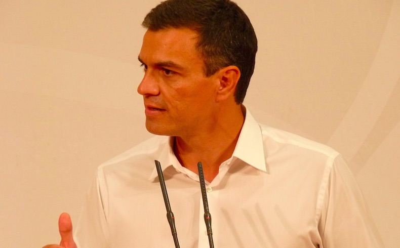 Pedro Sanchez Espana