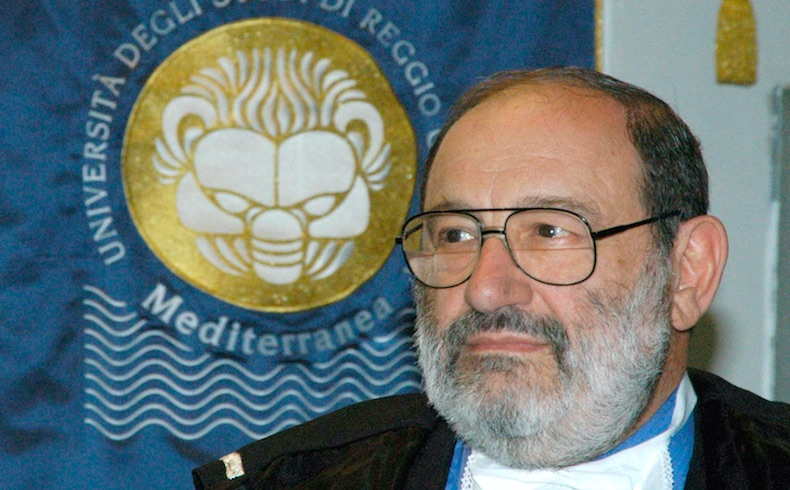 Umberto Eco writer