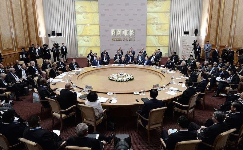Séptima Cumbre BRICS 2015 en Ufa, Rusia