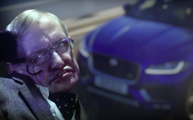 Hawking Jaguar