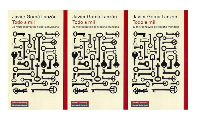 Javier Goma Lanzon