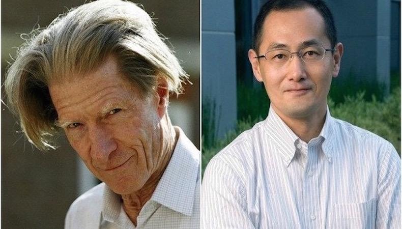 John B. Gurdon y Shinya Yamanaka