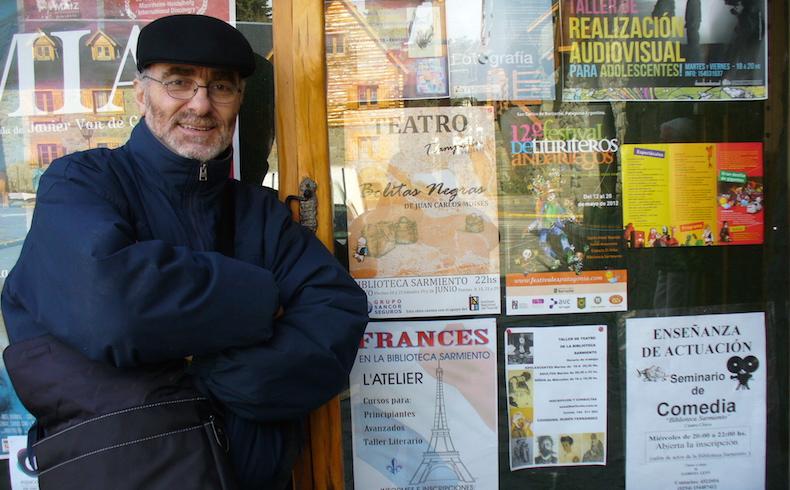 Juan Carlos Moisés: sus respuestas y poemas