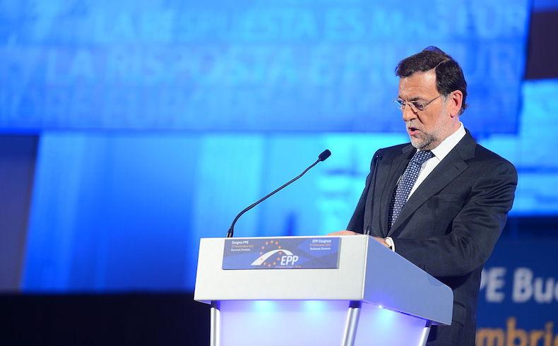 Mariano Rajoy 2014