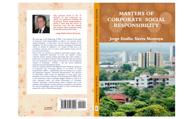 Un libro sobre maestros de la Responsabilidad Social Empresarial