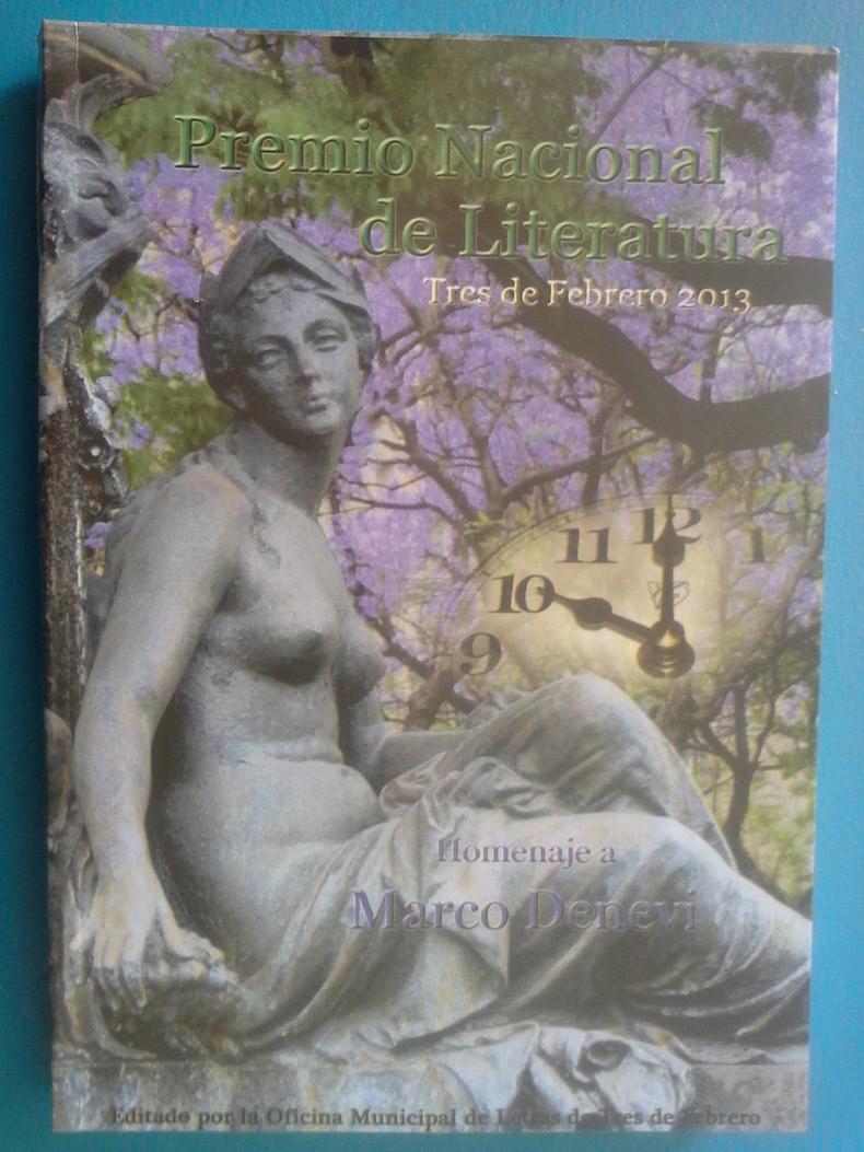Libro Aranda - Antología Tres de Febrero 2013