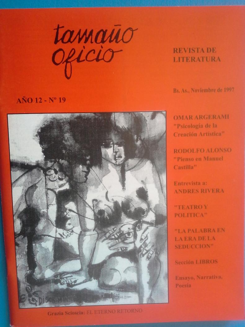 """""""Tamaño Oficio"""""""