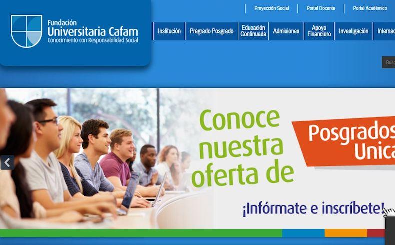 La responsabilidad social universitaria en la Fundación Universitaria Cafam: Una apuesta de formación para la paz y la convivencia
