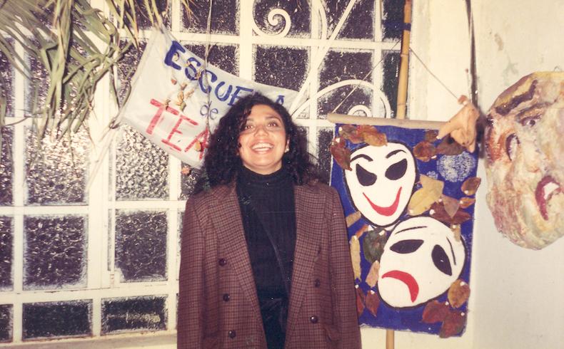 María Lilian Escobar: sus respuestas y poemas