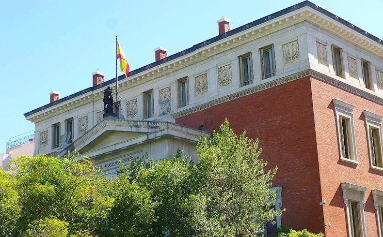 Madrid_-_Real_Academia_Española_1