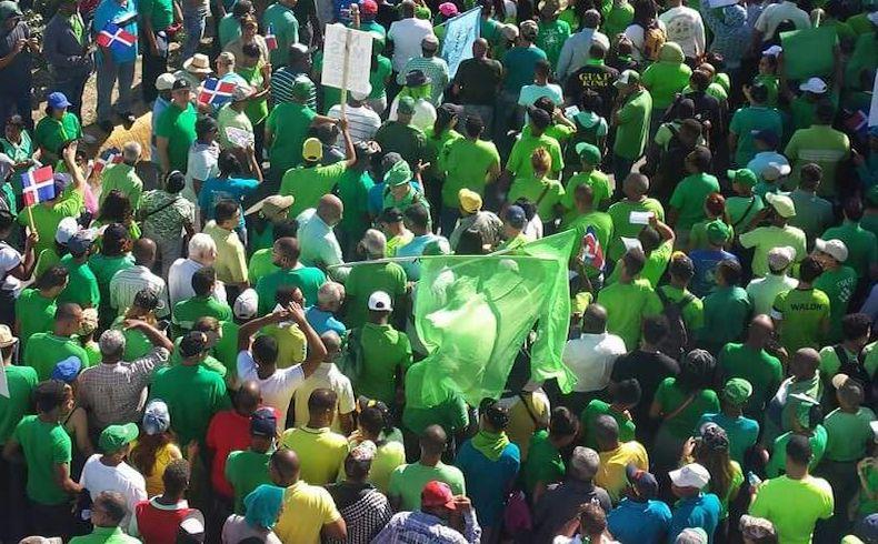 Marche verde
