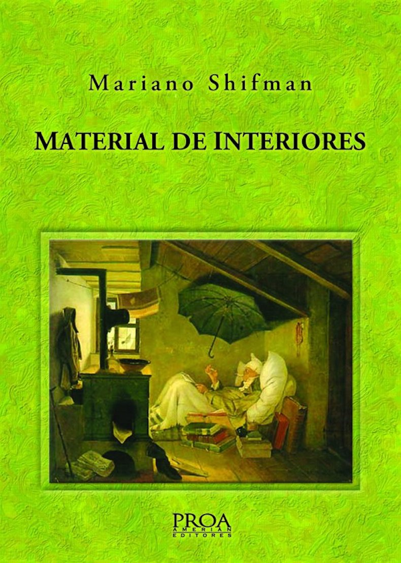 Libro Shifman 1 – Material de interiores
