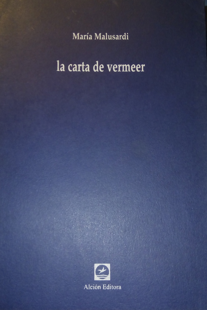 """""""la carta de vermeer"""""""