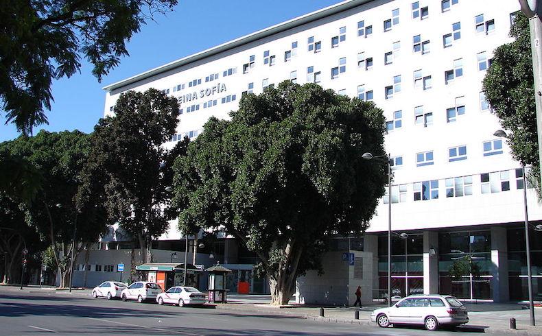 Hospital in Spain