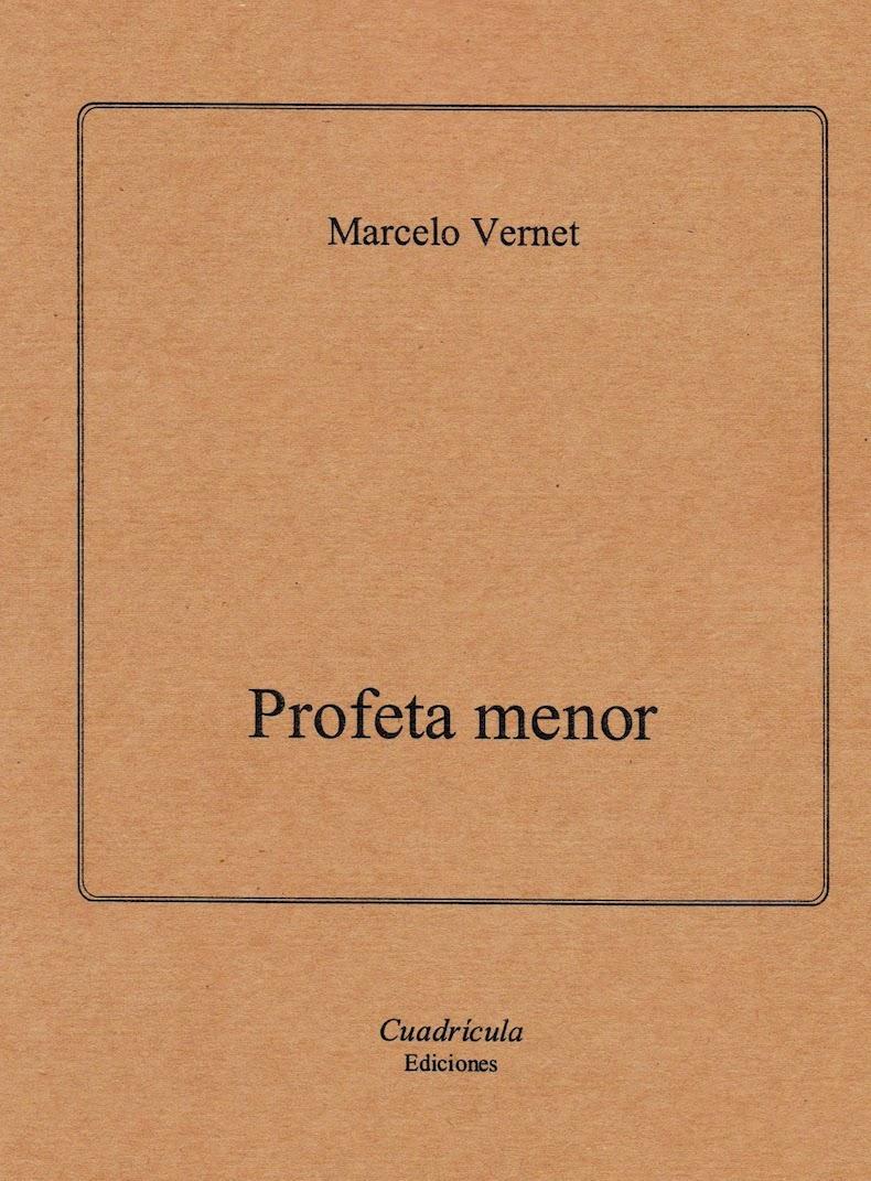 Libro Vernet 3 – Cuadernillo Profeta menor