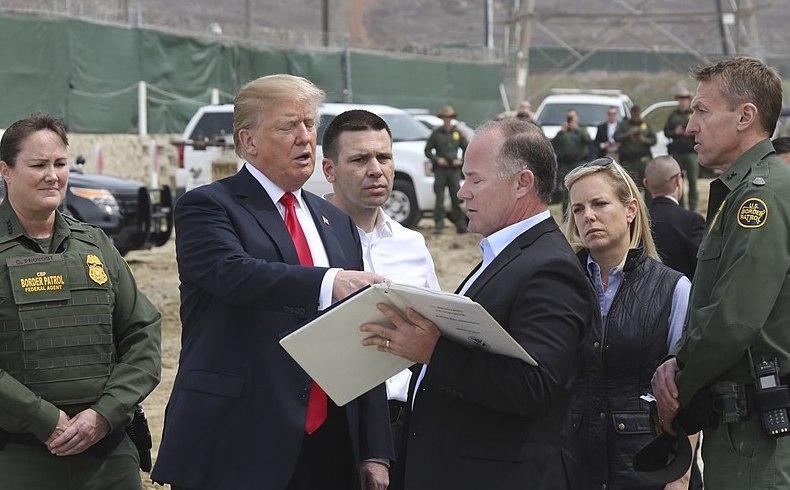 México, la border patrol de Trump