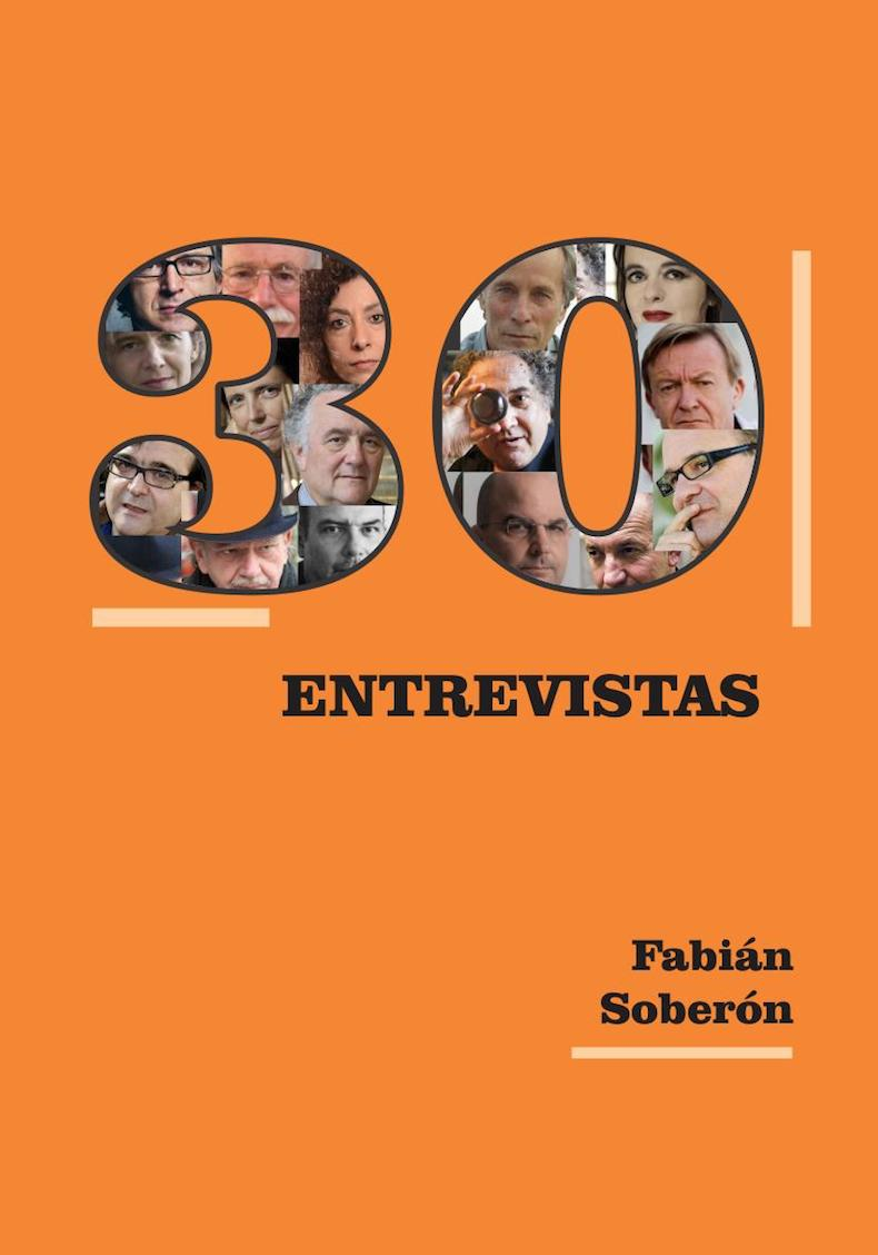 Libro Soberón 6 – 30 entrevistas