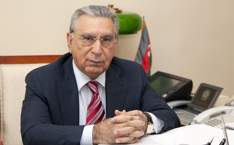 Nuevo libro sobre Azerbaiyán, con autoría del académico Ramiz Mehdiyev