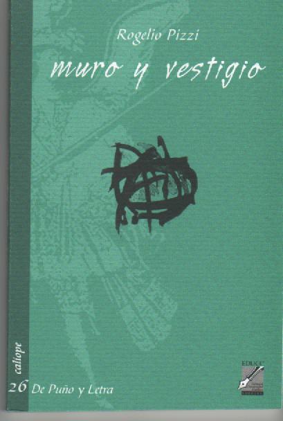 Libro Pizzi 2 - Muro y vestigio