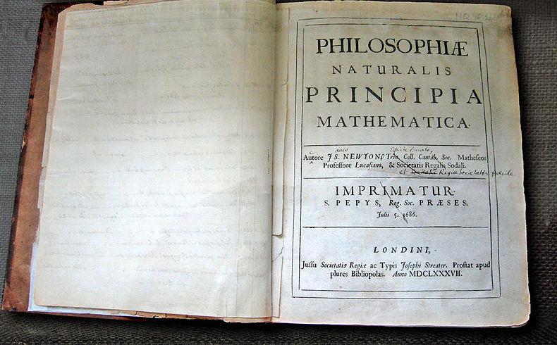 Filosofía de Newton