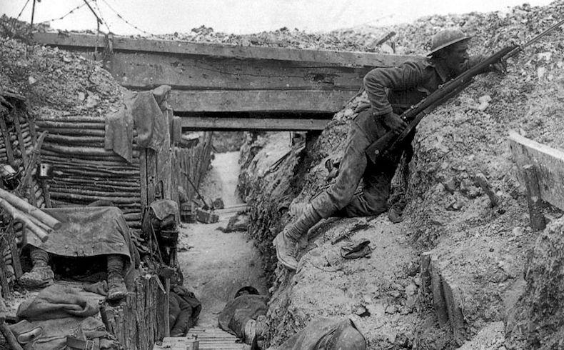 La Gran Guerra y cómo evitar las guerras