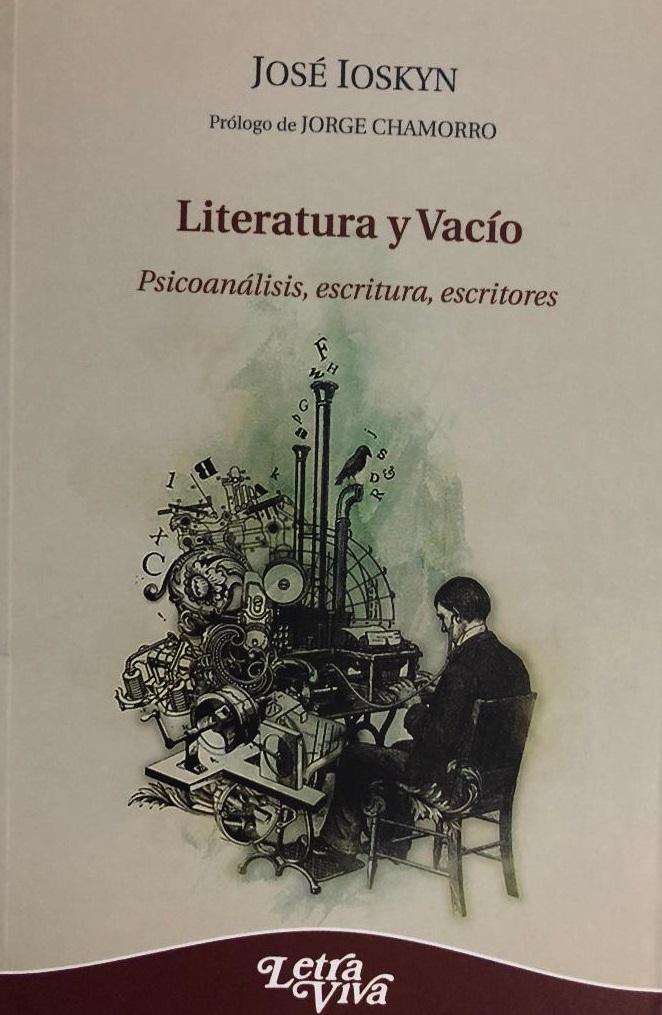 Libro Ioskyn 5 – Literatura y vacio. P sicoanálisis, escritura, escritores