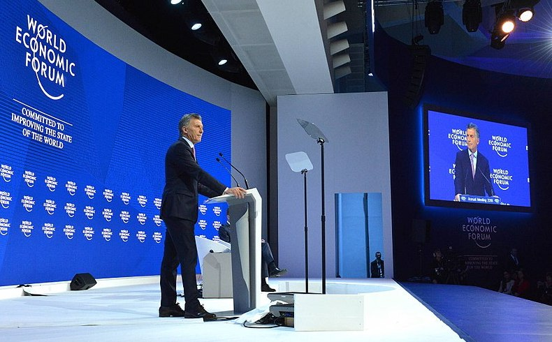 Foro de Davos y globalización