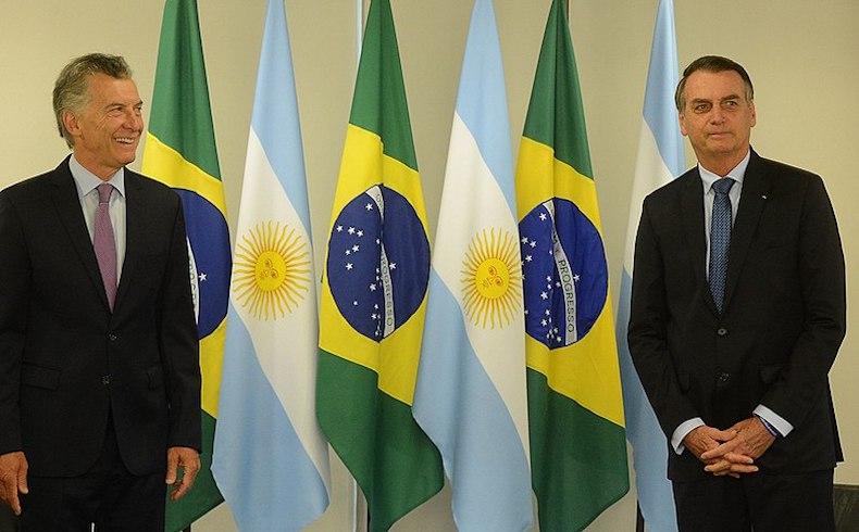 Macri Bolsonari